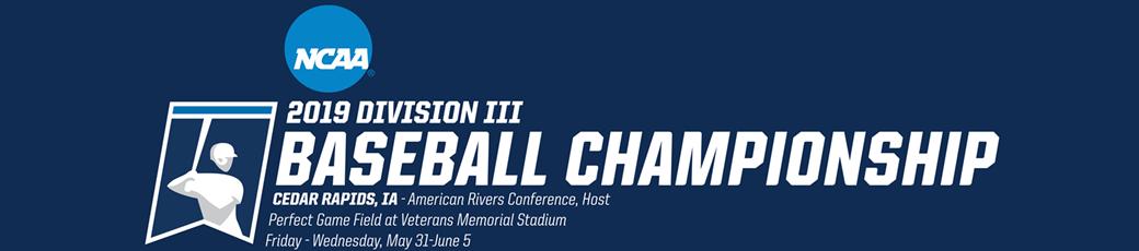 2019 NCAA Division III Baseball Championships - American